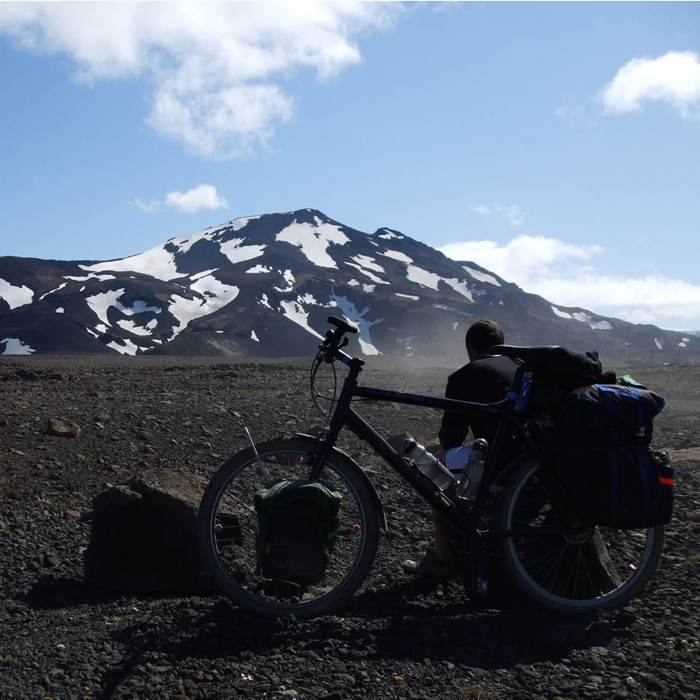 What to pack for cycling across Iceland