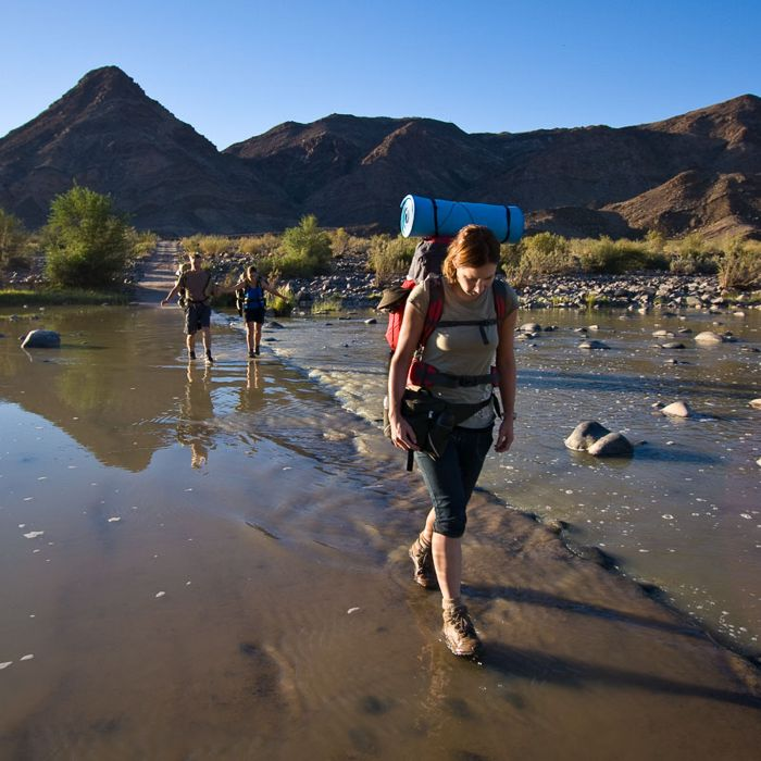 Hiking the Fish River Canyon in Namibia: packing tips