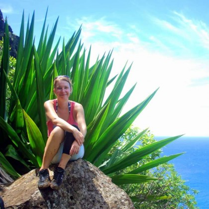 Hiking the gorgeous and challenging Kalalau trail in Hawaii