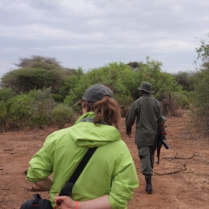 How to survive on a walking safari in Africa!