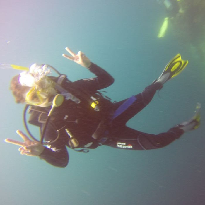 How to get a scuba diving license in Malaysia