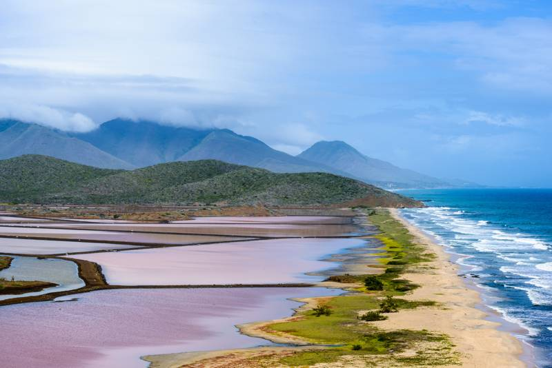 Nature of the Isla Margarita, Venezuela