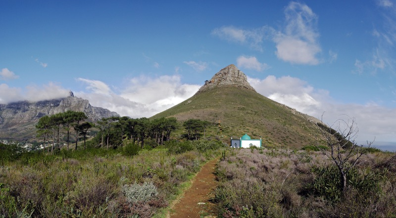 Lion's Head hiking area