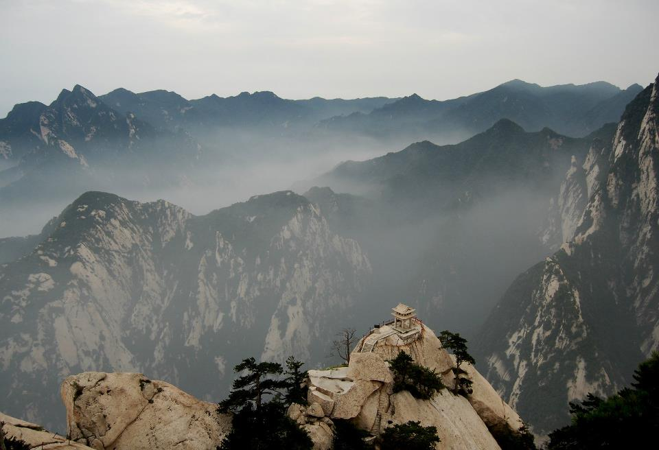 Mount Hua, Chess pavillion