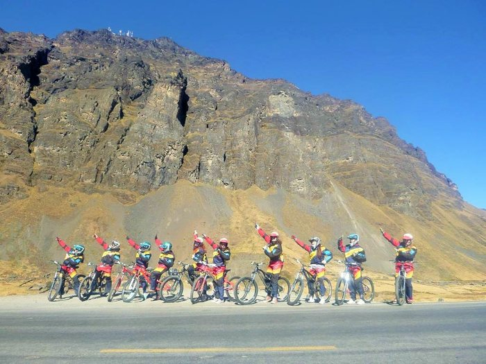 Bolivian Death Road Mountain Biking Adventure